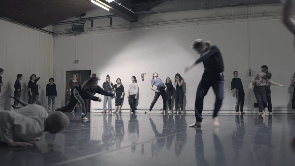 Dance Workshop w/ Grégoire Malandain @ Micadanse Studio, Paris